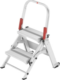 Hailo Profiline ST 150 XXL household ladder 2 stages (8882-001)