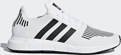 6fbce5a3d adidas Swift Run footwear white core black medium grey heather (men ...