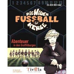 Die wilden Fußballkerle - Abenteuer in den Graffitiburgen (deutsch) (PC)