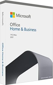Microsoft Office 2021 Home and Business, PKC (deutsch) (PC/MAC) (T5D-03526)