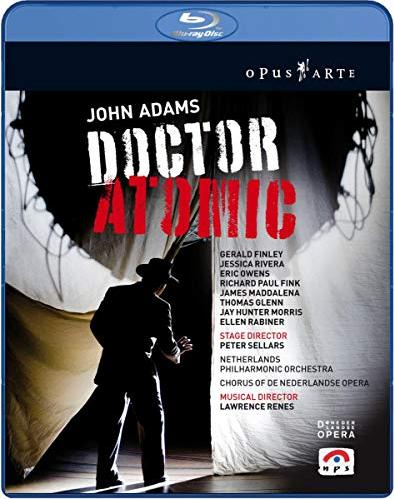 John Adams - Doctor Atomic (Blu-ray) -- via Amazon Partnerprogramm