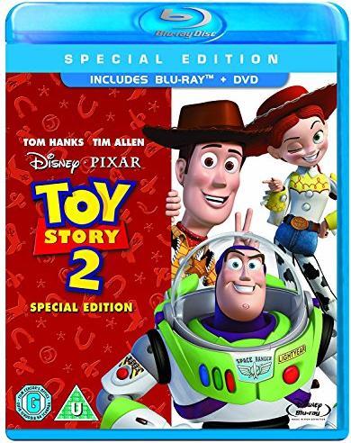 Toy Story 2 (Blu-ray) (UK) -- via Amazon Partnerprogramm