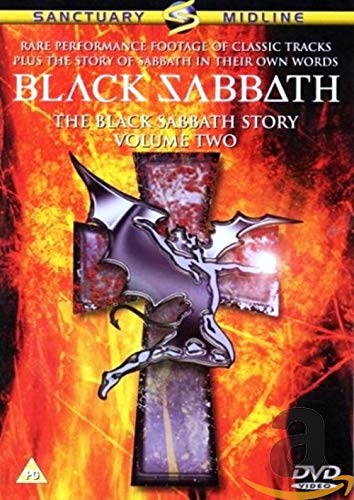 Black Sabbath - Story Volume Two -- via Amazon Partnerprogramm