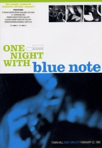 One Night with Blue Note -- via Amazon Partnerprogramm