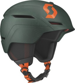 Scott Symbol 2 Plus D Helm sombre green/pumpkin orange (271751-6624)