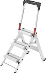 Hailo Profiline ST 150 XXL household ladder 3 stages (8883-001)