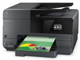 HP OfficeJet Pro 8610 e-All-in-One, Tinte, mehrfarbig (A7F64A)