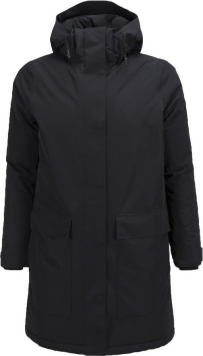 Peak Performance Unit Jacke schwarz (Damen) (G52409018-050) -- ©kellersport.de
