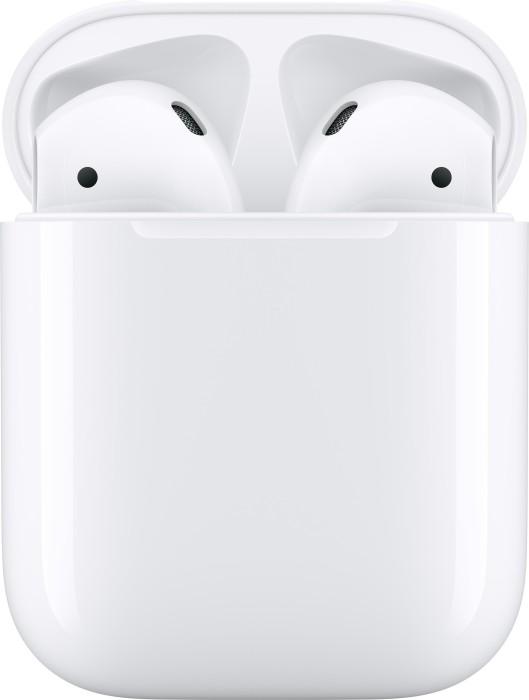 Bild von Apple AirPods 2. Generation (MV7N2ZM/A)