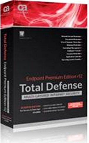 CA: Total Defense Endpoint Premium Edition r12.0, 1 User (multilingual) (PC/MAC) (CATP1201BPEM) -- via Amazon Partnerprogramm