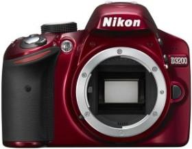 Nikon D3200 rot Body (VBA331AE)