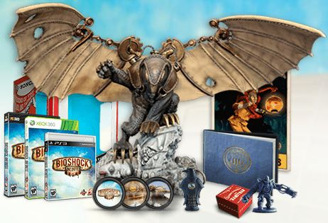 Bioshock Infinite - Ultimate Songbird Edition (English) (PS3)