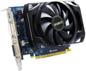 Sparkle GeForce GTX 750 Ti, 2GB GDDR5, 2x DVI, Mini HDMI (SX750TI2048CD)