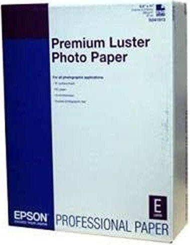 Epson S041785 Premium Fotopapier Luster A3+, 100 Blatt -- via Amazon Partnerprogramm