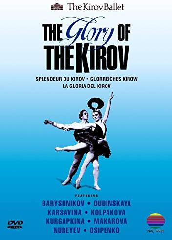 The Glory of Kirov -- via Amazon Partnerprogramm