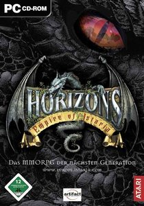 Horizons - Empire of Istaria (MMOG) (German) (PC)