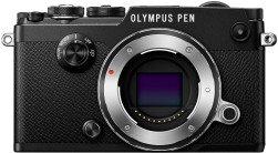 Olympus PEN-F schwarz Gehäuse (V204060BE000)