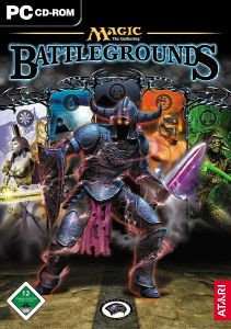 Magic - The Gathering: Battlegrounds (niemiecki) (PC)