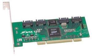 Promise SATA150 TX4, PCI