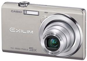 Casio Exilim EX-ZS10 silver