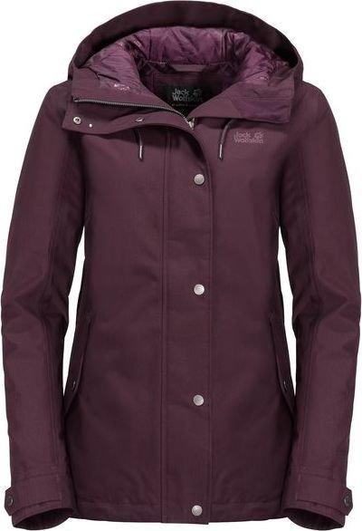 buy online 59ebb 5d13d Jack Wolfskin Mora Jacke burgundy (Damen) (1110651-2810) ab € 81,99