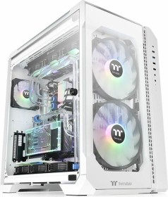 Thermaltake View 51 TG Snow ARGB Edition weiß, Glasfenster (CA-1Q6-00M6WN-00)