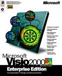 Microsoft: Visio 2000 Enterprise Edition (englisch) (PC) (D89-00002)