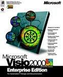 Microsoft Visio 2000 Enterprise Edition (englisch) (PC) (D89-00002)