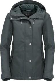 Jack Wolfskin Mora Jacket greenish grey (ladies) (1110651-6037)