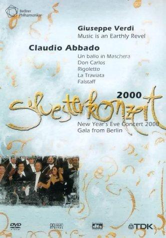Die Berliner Philharmoniker - Silvesterkonzert 2000 -- via Amazon Partnerprogramm