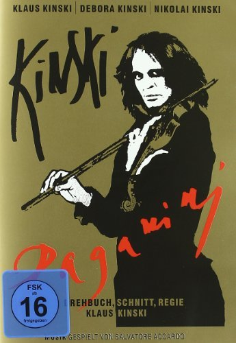 Kinski Paganini -- via Amazon Partnerprogramm