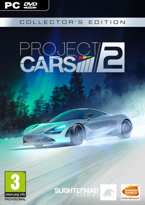 Project Cars 2 Collector S Edition Pc