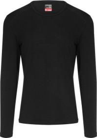 Icebreaker 260 Tech Crewe Shirt langarm schwarz (Herren) (104371-001)