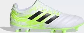 adidas Copa 20.3 FG cloud white/core black/signal green (Herren) (G28553)