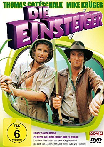 Die Einsteiger -- via Amazon Partnerprogramm