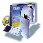 Elsa Lancom Wireless IL-2 Access-Point 2 Mbit/s Bundle z AirLancer MC-2 PCMCIA karta