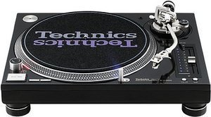 Technics SL-1210M5G black