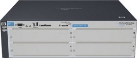 HP ProCurve Switch 4204vl Chassis, 4-slot (J8770A)