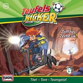 Teufelskicker Folge 53 - Zoff bei Zeche 04!