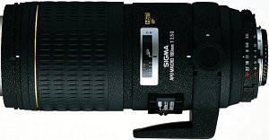 Sigma AF 180mm 3.5 EX APO HSM IF Makro für Sigma schwarz (103956)