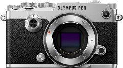Olympus PEN-F silber Gehäuse (V204060SE000)
