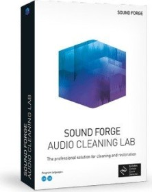 Magix Sound Forge audio Cleaning Lab, ESD (German) (PC)