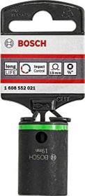 """Bosch Professional Impact Control Außensechskant Stecknuss 1/2"""" 19x40mm, 1er-Pack (160552021)"""