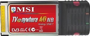 MSI TV@nywhere A/D NB, PCMCIA (S36-0600020-L51)