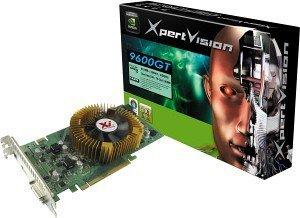 Palit GeForce 9600 GT, 512MB DDR3, DVI, HDMI, TV-out (NE39600TFHD52)