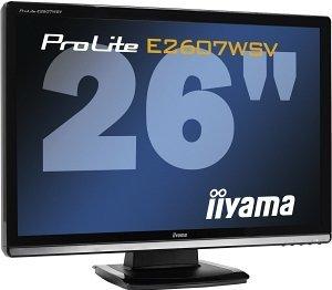 "iiyama ProLite E2607WSV-1, 25.5"""