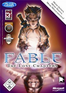 Fable - The Lost Chapters (niemiecki) (PC)