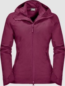 Jack Wolfskin Aurora Sky 3in1 Jacket amethyst (ladies) (1110561-2552)