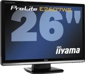 """iiyama ProLite E2607WS-1, 25.5"""""""