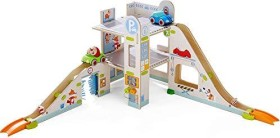 HABA Ball Track Kullerbü - Play Track Parking Garage (303828)